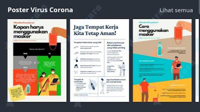 Cara membuat poster di hp tanpa aplikasi