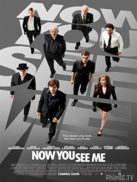 Phim Phi Vụ Thế Kỷ - Now You See Me - VietSub