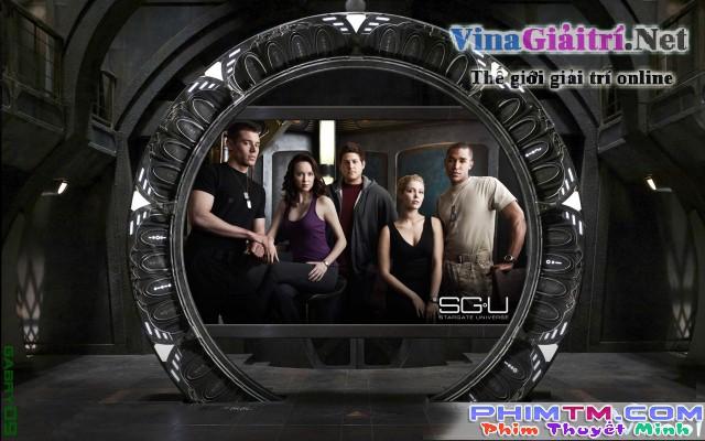 Xem Phim Cánh Cổng Vũ Trụ 1 - Sgu Stargate Universe Season 1 - phimtm.com - Ảnh 1
