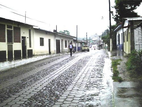 Mercedes La Ceiba, La Paz, El Salvador