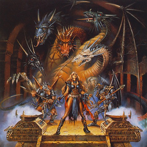 Warriors In The Temple Of Dragon, Magick Warriors 5