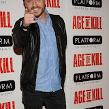 OIC - ENTSIMAGES.COM - Dan O'Reilly attend the Age of Kill - VIP film Screening inLondon on the 1st April 2015.Photo Mobis Photos/OIC 0203 174 1069