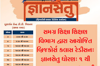 Home Learning Video   Gujarat E class Daily Online Class, DD Girnar Live Class Date:16/06/2021