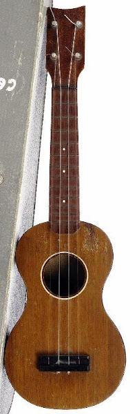 La Foley Soprano owned by George Formby