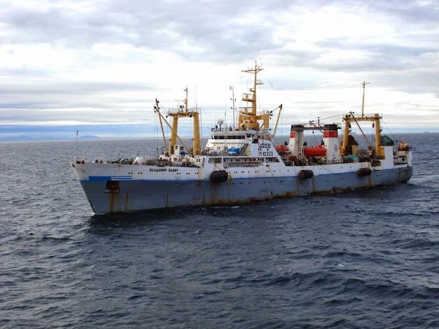 Приморским рыбакам санкции не страшны