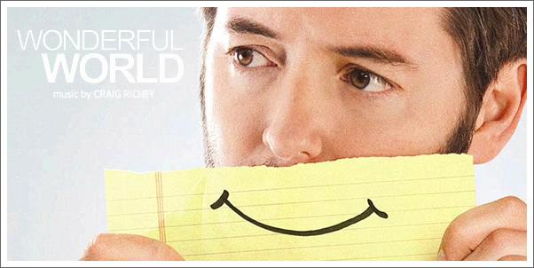Wonderful World (Soundtrack) by Craig Richey - Reviewed