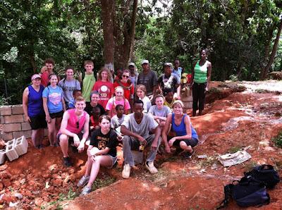 Jamaica Mission Trip 2014
