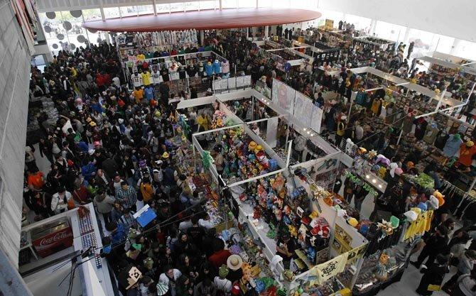 Expotaku A Coruña 2014 - Asistencia
