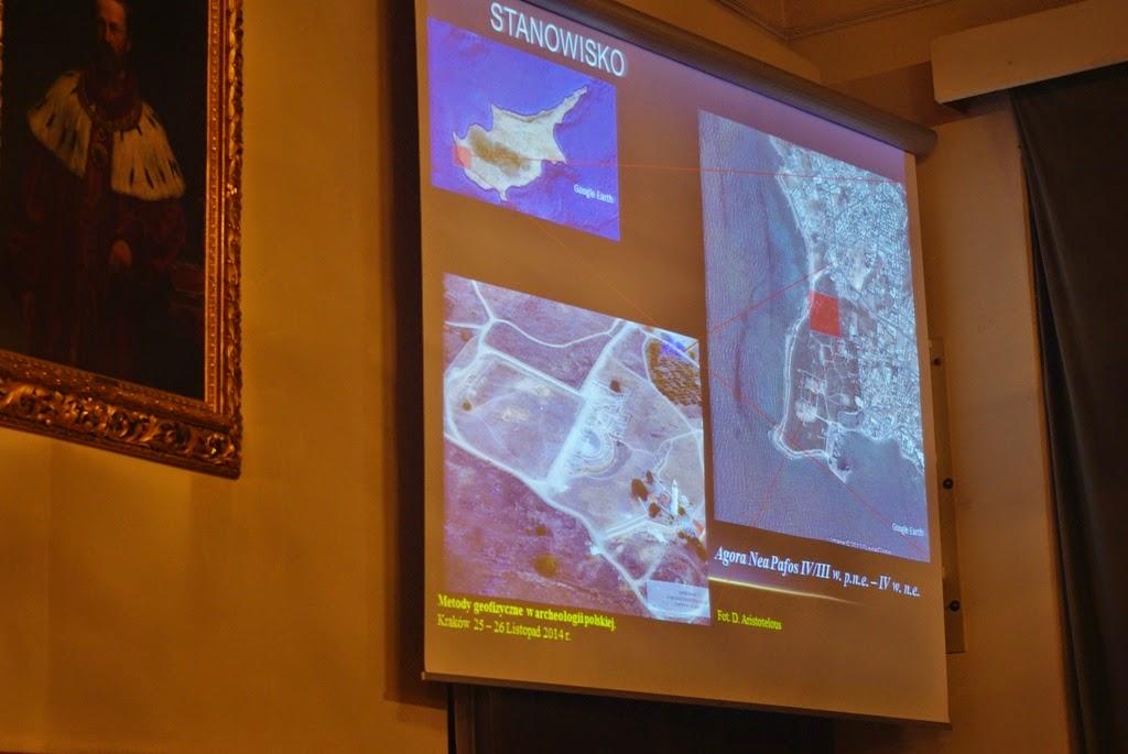 Konferencja Metody geofizyczne w archeologii polskiej (fot. J. Karmowski, K. Kiersnowski) - geof%2B%252841%2529.JPG
