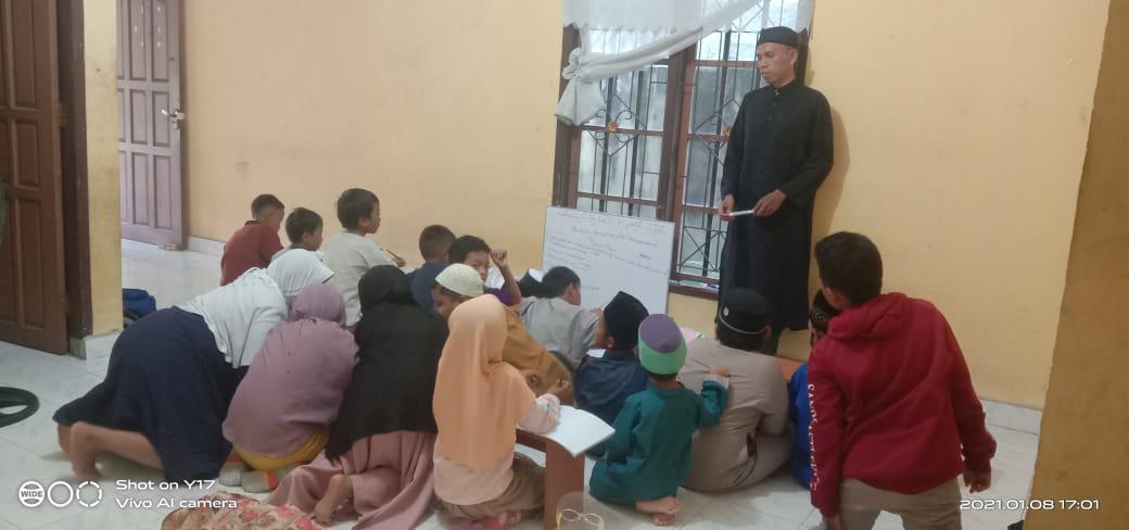 Kelas Online Belajar Iqra dan Tahsin RQ Ummu Nauroh