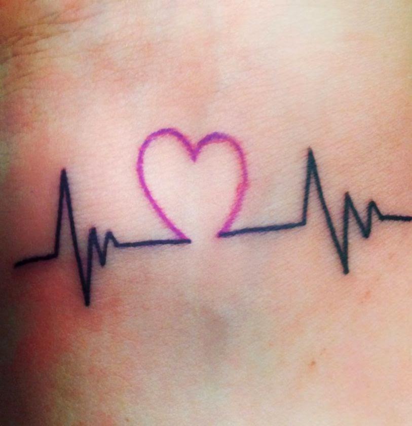 Small Wrist Tattoo Love Life Live by unicorndomination on DeviantArt