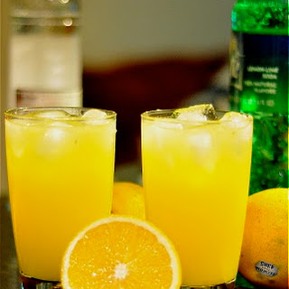 Orange Crush Recipe
