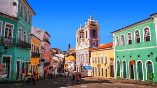 Salvador - mesto z dušo