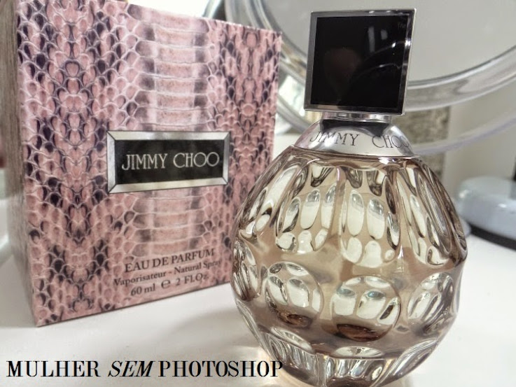 Resenha Jimmy Choo Eau de Parfum