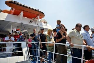 Transport maritime urbain et plaisance: le décret exécutif publié au JO