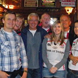 9th October 2009 Ulster v Bath