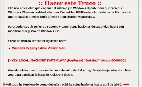 Windows XP PRO SP3 [Español] [Actualizable hasta el 2019] [MULTI] 2014-07-23_00h40_20