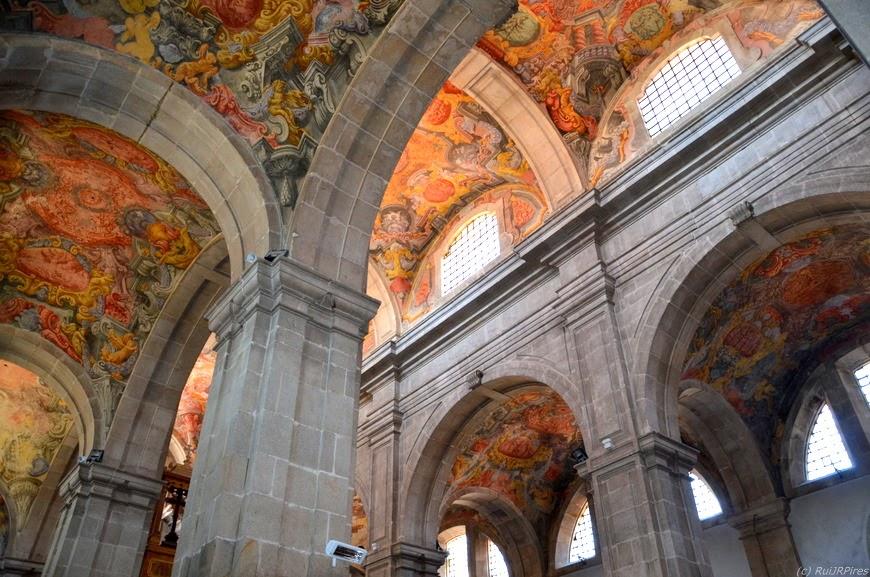 Sé Catedral de Lamego - Igreja-casa-m_e da Diocese de Lamego - Portugal (3)