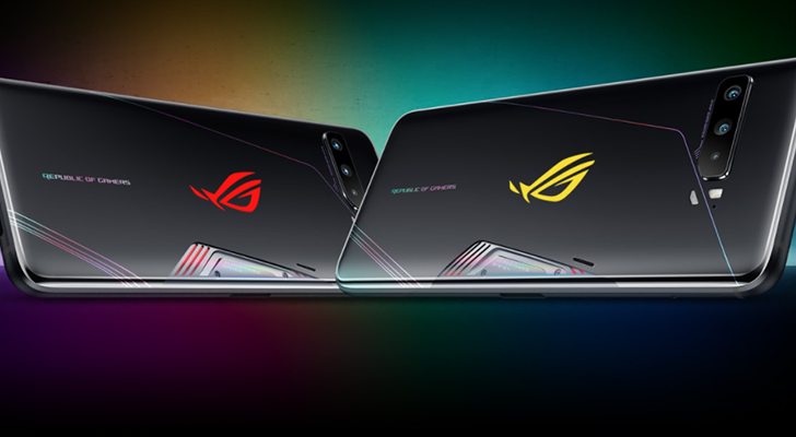 Aura RGB Lighting rog phone 3