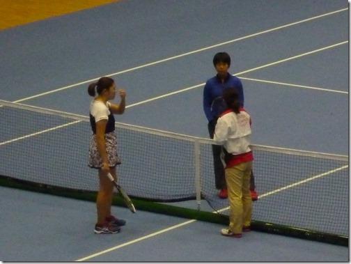 Akiko Yonemura and Moka Ito