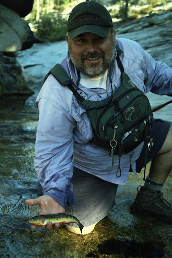 Fred Ramirez Tenkara Guide