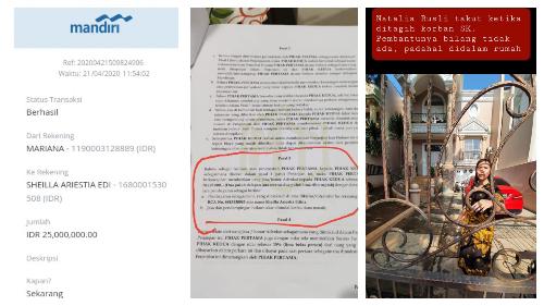 Dirjen Pajak Tolong Periksa Laporan Pajak Natalia Rusli dan Master Trust Lawfirm
