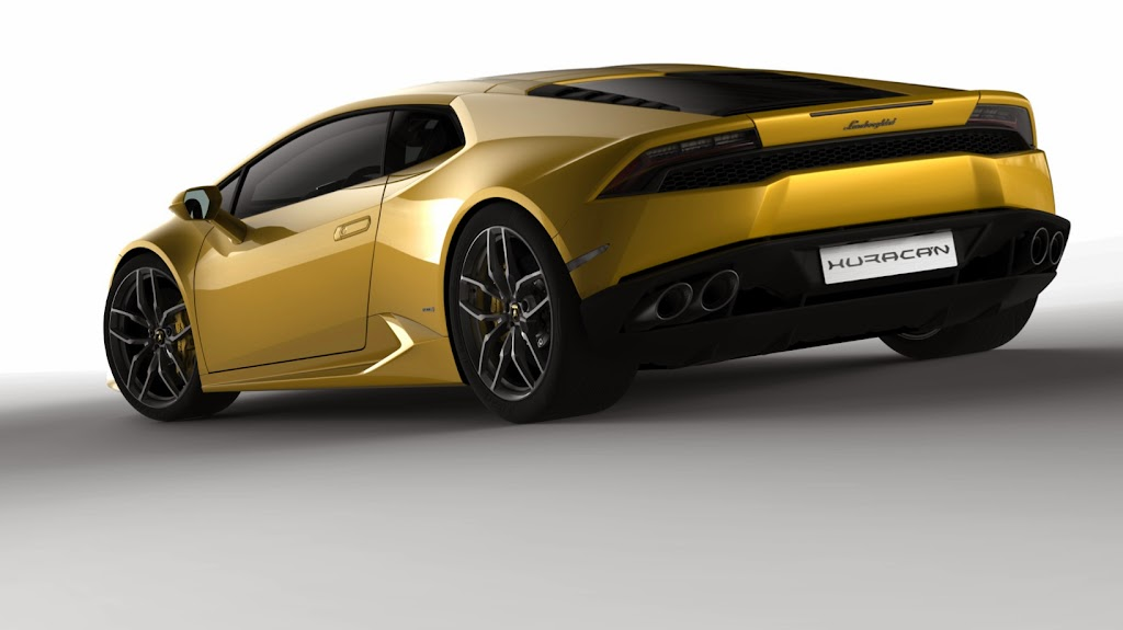 Lamborghini Huracan LP 610-4 4