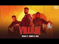 Villain Song By Krsna Lyrics