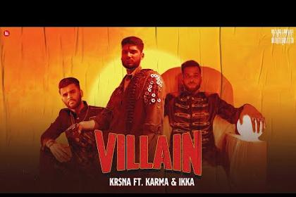 Villain Krsna Full Hindi Mp3 Song Lyrics 2021