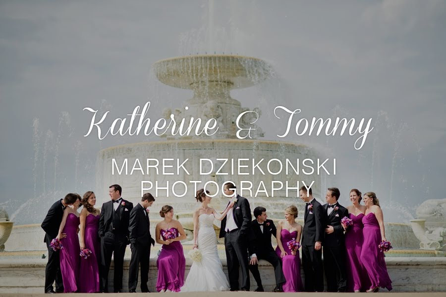 Katherine & Tommy by Dziekonski Photography