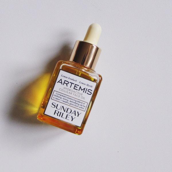 Sunday Riley Artemis Oil
