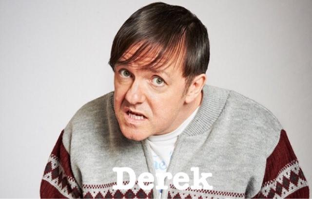 Derek Netflix Ricky Gervais