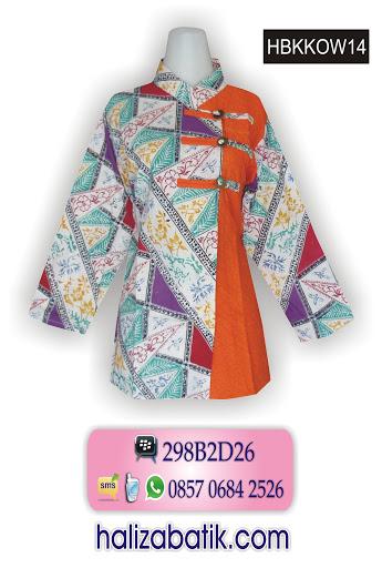 macam macam batik, model baju batik kerja, toko baju batik