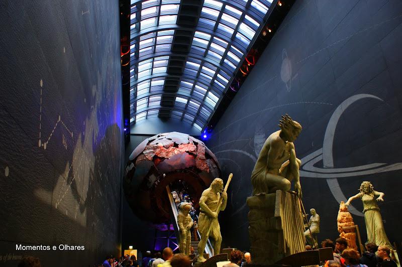 Londres, Museu de história natural