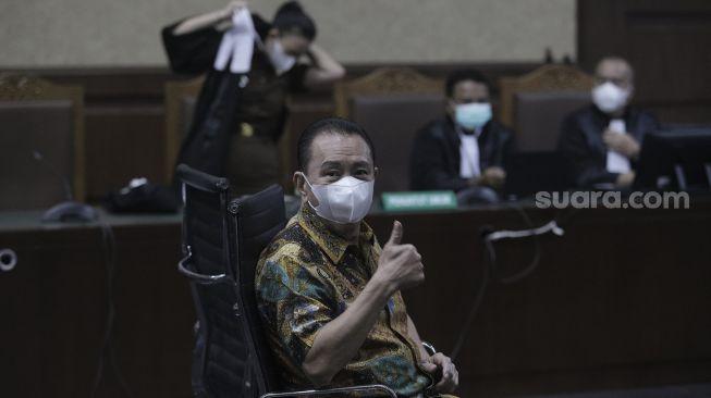 Tok! Hakim Sunat Hukuman Djoko Tjandra Jadi 3,5 Tahun Penjara