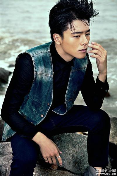 Liu Jikai China Actor