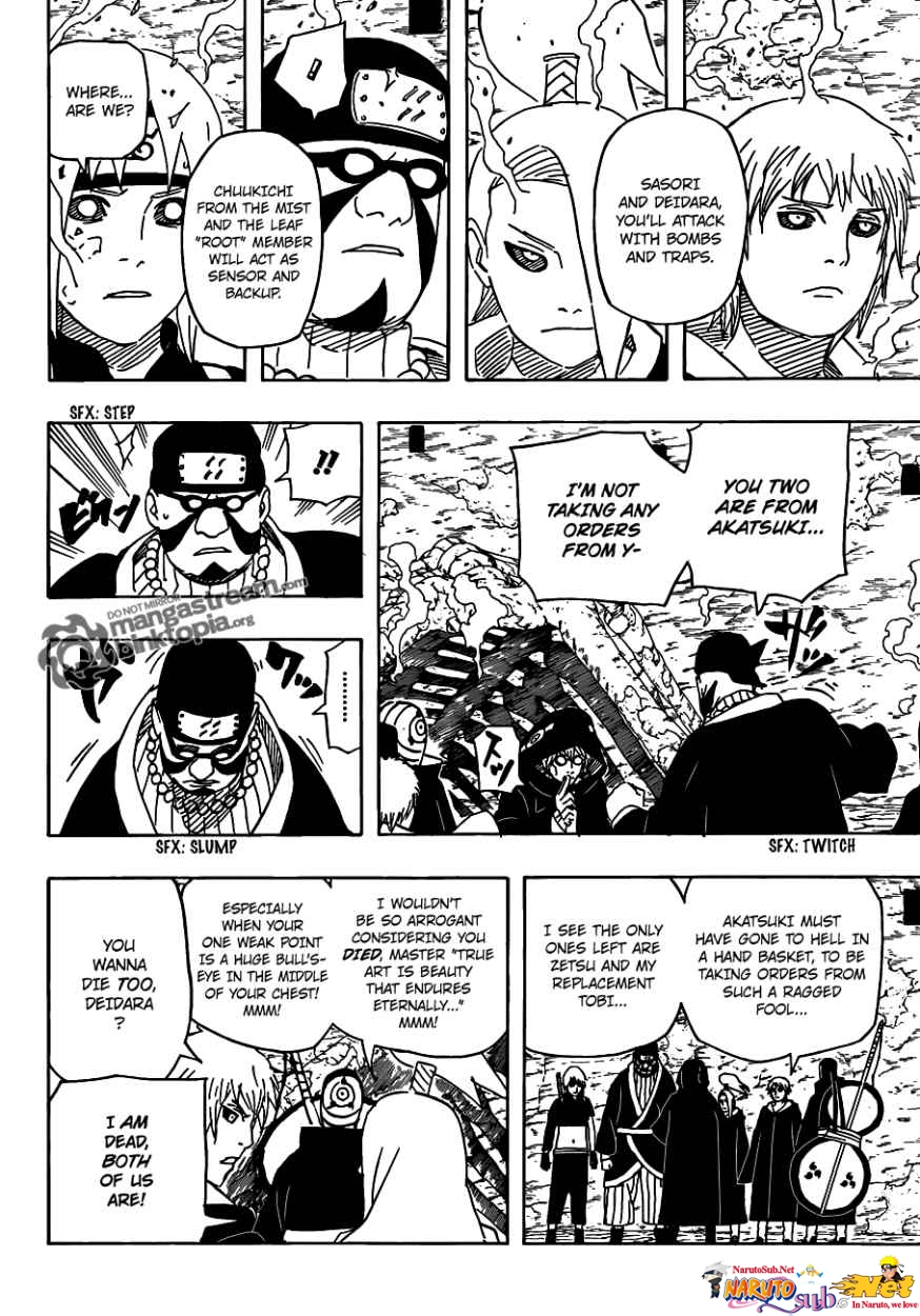 tz 4, Naruto chapter 516    NarutoSub