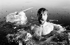 Wim Hof is The Iceman.
