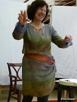 November 2011 in Berlin in einer esoterischen Buchhandlung