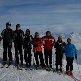 Skifahren Gaschurn 2009