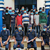 Seven accused in police murder