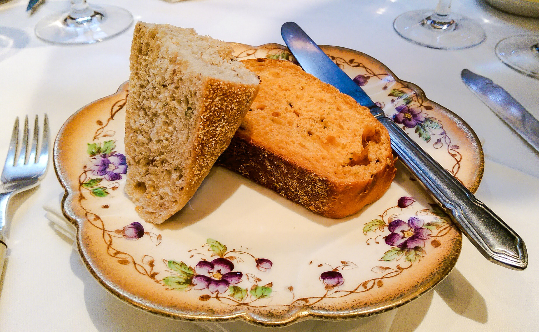 Restaurant Review - Lunch with Two Fat Ladies in the City, 118a ...