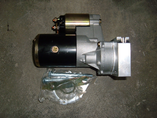 This mini starter fits 64- 72 300-340-350-400-430-455 Buick's out of stock