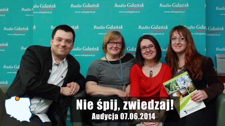Ruszaj w Drogę w Radio Gdańsk