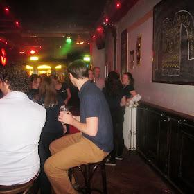 Maandelijkse borrel: Karaokeborrel (6 maart)2012
