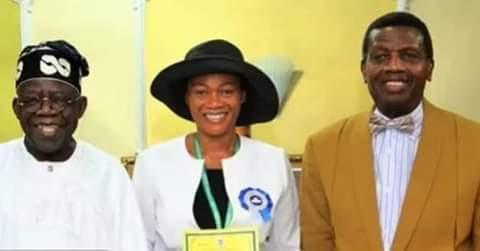 The Pastor Adeboye I Know-Asiwaju Bola Ahmed Tinubu