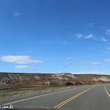 Ruta 40 para El Chaltén, Argentina