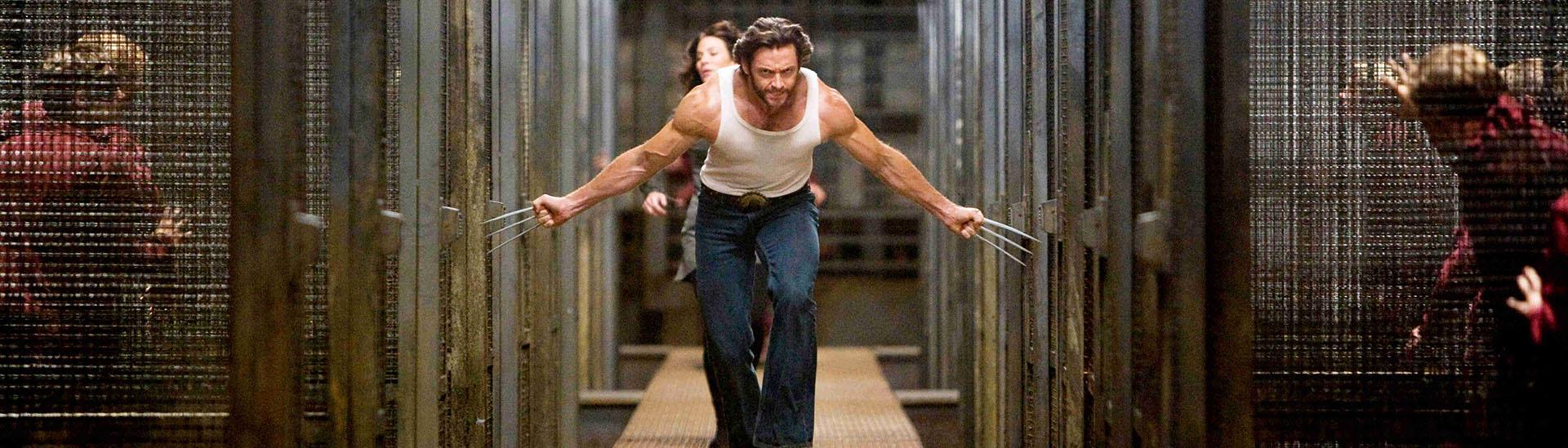 Baner filmu 'X-Men Geneza: Wolverine'
