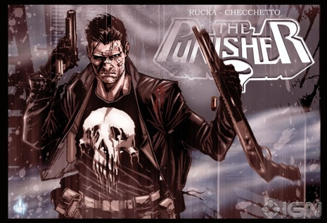 NOVEDADES: Daredevil y Punisher Frank-castle