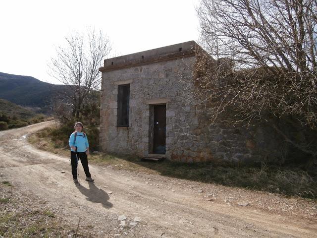 """El """"chateau des eauxs"""" (castillo del agua)"""
